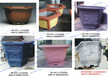 贵州水泥花盆模具图解,贵阳水泥花盆模具经销点