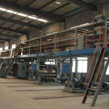 回收瓦楞紙板生產線水墨印刷機圖片
