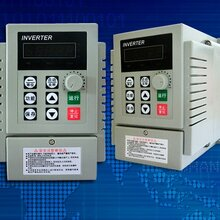 单相750W变频器220V/380V旋转火锅机变频器0.75KW洗涤机变频器图片