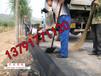 江西景德镇路牙子拦水带摊铺机,路缘石成型机,全自动拦水带成型机