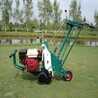 耐用!草坪切条块机草坪铲草机自行式起草机