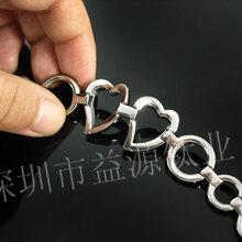 深圳厂家钛手链批发日本钛锗手链定制健康锗鉓品