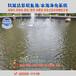 锦鲤鱼池过滤系统湖南永州景观水体处理水绿全套解决方案