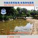 鱼池过滤系统湖南岳阳景观鱼池过滤水质一次性解决方案