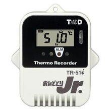 原装T&D温度记录仪TR-51i无线温度计日本TandD厂家直销图片