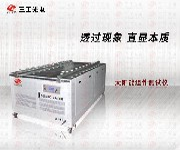 太阳能单晶硅、非晶硅组件测试仪图片
