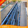 煤场仓库移动输送机-黄沙装车用移动运输机-集装箱皮带机