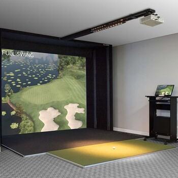 韩国T-UP室内模拟高尔夫中国总代理,先进的软件一流的技术团队让您无后顾之忧!