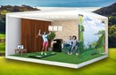室內高爾夫先行品牌借助智能科技助力全民體育消費升級!圖片