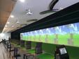 室内模拟高尔夫数字高尔夫图片