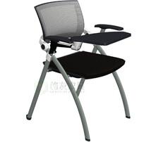 网布培训椅,高档培训椅,品牌培训椅,带写字板会议椅图片