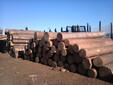 优质柳桉木南京专业回收二手建筑废木材模板木料南京哪里回收建筑木方图片