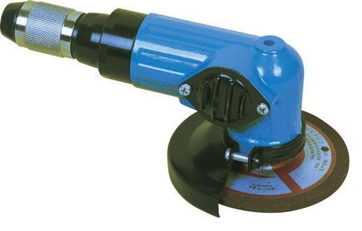 SJ-125B(90°)气动角向磨光机,SJ-125B(90°)气动角磨机