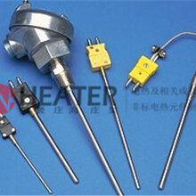 供应不锈钢K型热电偶铂电阻温度传感器直销热电偶PT100图片