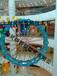 专业博览中心美陈升降吊钩电动升降吊旗设计加工安装调试
