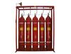 陕西IG-541混合气体灭火系统、西安气体灭火厂家-西安瑞昌电子