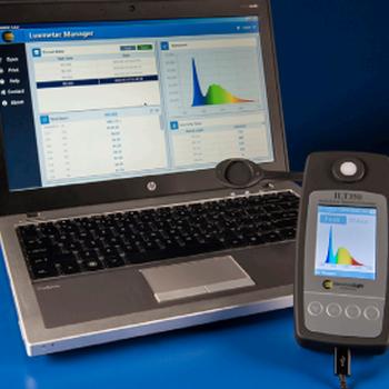美國ILT350光譜輻射計