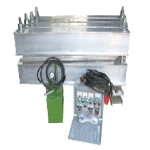 DSJL1200X830电热式水冷硫化机选择类型图片