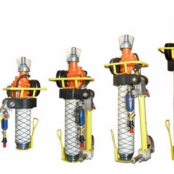 MQT-110型氣動錨桿鉆機井下作業安全檢查要點