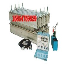 DXLQ电热式胶带硫化机水压板,隔热板及配套装置图片