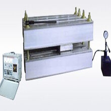 DSLJ胶带硫化机水压板作用硫化机水压板性能特点图片