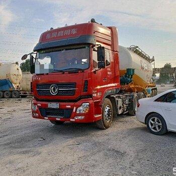 出售一批二手東風天龍輕型水泥罐車