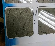Thalez导电无纺布6D20深圳6D20导电布成形图片