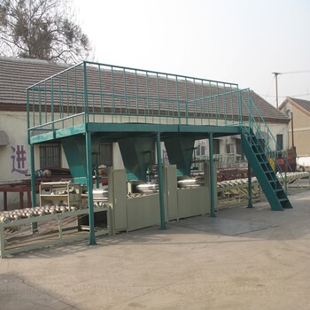 曲阜三元供应彩瓦机自动化彩瓦机供应商