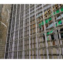 推荐304不锈钢网片无锡苏州南京工业专用粗丝不锈钢点焊金属网片图片