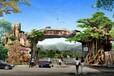 連云港塑石假山景觀設計制作