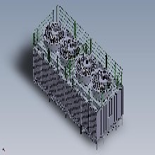 浏阳闭式冷却水塔横流智能冷却塔LYH冷却塔