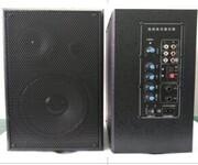 IP网络壁挂音箱音响图片