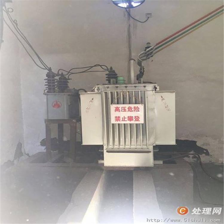 河北廊坊華鵬變壓器回收信譽公司