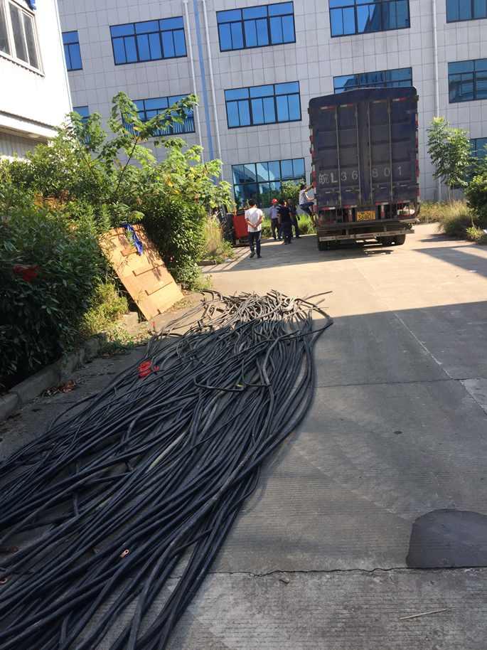 牡丹江穆棱電纜線回收價格電議