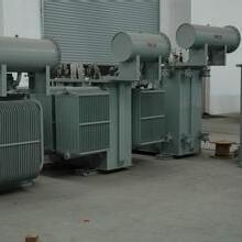 马鞍山干式变压器回收马鞍山电力变压器回收——箱式变压器回收图片