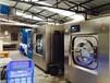 常州工业洗衣机美涤产品变频驱动无极调速运行稳定