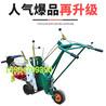 济宁鼎诚低价供应手推草坪移植机起草机起草皮时深度、角度任意可调