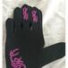 防滑手套手套裁片滴胶、印花手套硅胶印圆点
