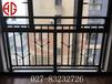 武汉恒固阳台护栏——锌钢阳台栏杆