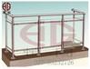 武汉恒固阳台护栏——锌钢玻璃阳台栏杆