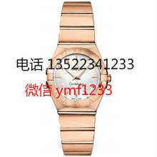 登月手表欧米茄高价回收北京哪里有回收二手手表的