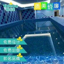 吉林白城洮南健身房拼裝泳池生產廠家性價比高