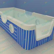 内蒙古赤峰松山区婴儿游泳池儿童水疗机生产厂家