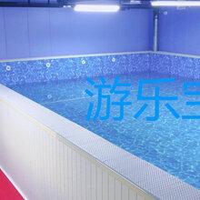 吉林通化梅河口市大型健身房拼裝泳池生產廠家直供