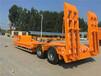 13米挖掘機拖板半掛車專注大件運輸車