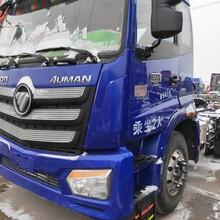 低价出售欧曼新款双驱半挂牵引车图片