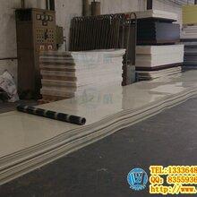 广西环保PP板材,耐磨损耐酸碱PP塑料板图片