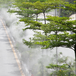 高壓霧化系統人造霧景觀霧化噴頭降溫加濕系統