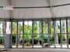新疆多边形篷房定制可配玻璃墙专为草原地形设计造型优美丽日