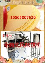 铝板加热板模具尺寸定做的全自动风吹饼机厂家直销图片